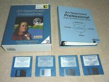 Art Department Professional Version 2 Asdg for Amiga computers - Mint! Complete!