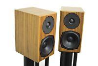 Totem Mite Micro Monitor Loudspeaker in Walnut
