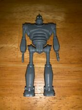 Vintage Iron Giant Rare 4.25� Fully Pose-able Action Figure Warner Bros 1999
