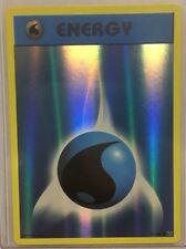 Pokemon Water Energy Reverse Holo Evolutions #93/108