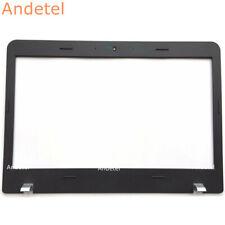 New LenovoThinkPad E450 E455 E460 E465 LCD Bezel Front Cover Plastic AP0TR000700