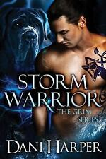 Storm Warrior (The Grim Series)-ExLibrary