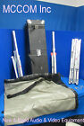 Draper Screen Co. Cinefold Portable Projection Screen 5 x 7.5 Rear Screen Only