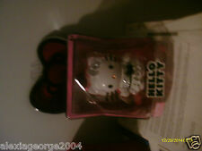 HELLO KITTY LIMITED EDITION COLLECTBLE CRYSTAL BLACK AND WHITE DOLL RARE