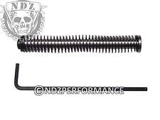 NDZ Stainless Steel Guide Rod for Glock GEN 1-3 Model 21 ISMI 17LB Spring