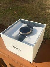 Fossil Gen 5 Julianna 44mm Stainless Steel Case Rose Gold Bracelet Watch FTW6036