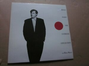 33 TOURS ..BRYAN FERRY WITH ROXY MUSIC ..THE ULTIMATE COLLECTION