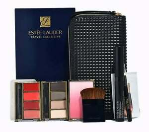 Estee Lauder Beauty Essentials Travel Exclusive Face Palette Set New/Sealed