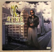 MC EIHT Last Man Standing 2LP CMW Tha Dogg Pound DJ Muggs B-Real Cypress Hill NM