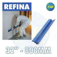 "REFINA 32"" 80cm Finishing Spatula 0.3mm Flexible Stainless Steel Skimming Blade"