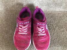 Girl's Skechers Zapatillas Size UK 10