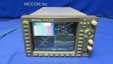 Tektronix WFM7020 Multistandard Waveform SD-SDI Only (Does Not do HD)