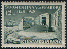 Finland 1948 Bicentary Of Suomenlinna Fortess MNH