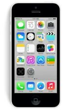 "Apple IPHONE 5C 16GB 4 "" 8MP Ios Smartphone White - Acceptable Condition"