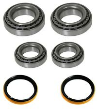 New! 1964-1966 Ford MUSTANG Wheel Bearings inner and outer with seal set of 6 pc