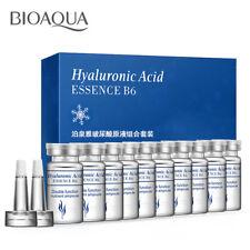 10Pcs Vitamins Serum Hyaluronic Acid Moisturizing Anti Wrinkles Collagen Essence