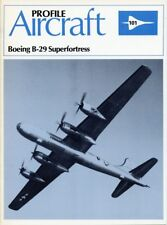 Profile Aircraft Boeing B-29 Superfortress #101 Profile Books Limited