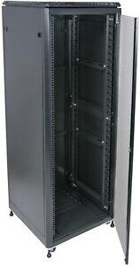 "AVSL Adastra 19"" 36U! Top & Bottom Cover + Accessories for Data Cabinet & Rack!"