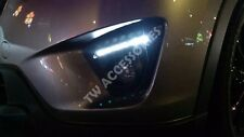 Mazda CX5 CX-5 2012-2013 LED DRL Daytime Running Light With Bezel