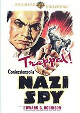 CONFESSIONS OF A NAZI SPY (1939 Edward G Robinson) Region Free DVD - Sealed