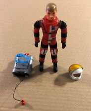 Major Matt Mason Excellent JetPack and Sgt. Storm figure