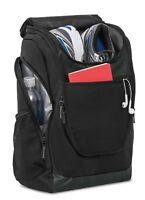 """Gemline  Reveal 15"""" Laptop / MacBook Pro Travel Backpack Shoe Tunnel Compartment"""