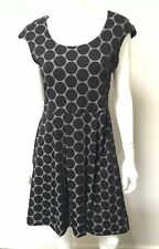 New! METALICUS thick stretch lined spot dress ~  sz S/M