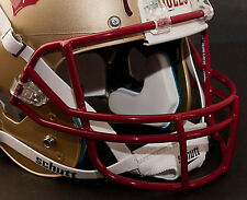 Schutt Super Pro OPO Football Helmet Facemask / Faceguard (SAN FRAN RED)