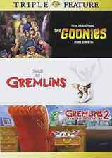 GOONIES / GREMLINS / GREMLI...-GOONIES / GREMLINS / GREMLINS 2: THE NEW  DVD NEW