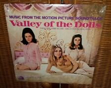 New Sealed Valley Of The Dolls Limited Edition Pink Vinyl Lp Dory & Andre Previn