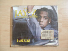 Jay Z - Sunshine   Single CD