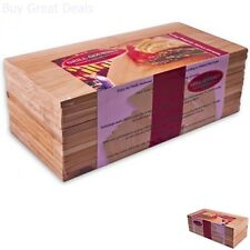 Bbq Tools Gas Grill Gourment Cedar Grilling Planks Pack Of 12 Outdoor Cooking