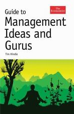 Guide to Management Ideas and Gurus The Economist