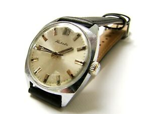RAKETA vintage watch made in USSR from 1970s   The Russian Beauty