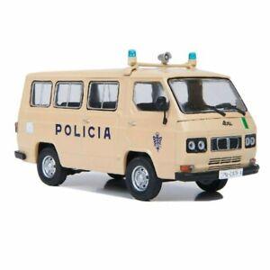Avia 1250 Policía Nacional 1981 police  1:43 coche Salvat Diecst