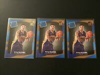 2017-18 Donruss #174 Kyle Kuzma Rated Rookie RC Lakers lot of 3