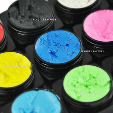 12 Colour Sculpture 3d Carved Glue Drawing Painting UV GEL Acrylic Nail Art 997x