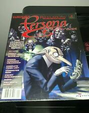 Persona Strategy Guide Excellent Condition Never Used