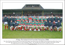Mayo All-Ireland u21 Football Champions 2006: GAA Print
