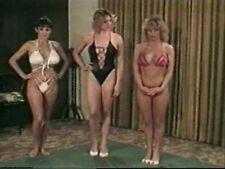 Connie vs Pam Rene 2 Matches DVD Female Wrestling Wrestle Bikini brunette Blonde