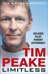 Limitless: The Autobiography by Tim Peake 9781529125573