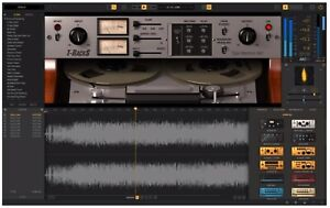 IK Multimedia T-RackS Tape Machine Collection eDelivery