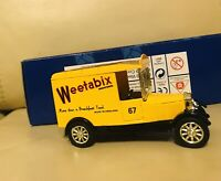 Corgi 61114 Special LEYLAND Delivery Van in WEETABIX Promotion MINT in Box