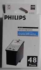 Original Philips PFA 548 Tinte Photo  für Crystal 650 660 665  OVP A