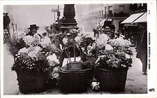 London Life. Flower Vendors # A 13 by Tuck.