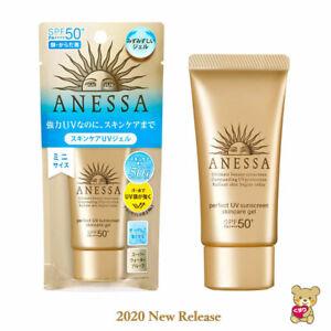 ☀2020 NEW Shiseido ANESSA Perfect UV sunscreen skincare gel SPF50+ / PA++++ 32g