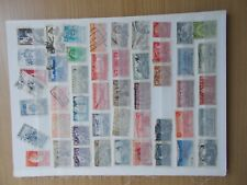 FOREIGN STAMPS - STOCKBOOK WITH LOADS OF OLD STAMPS