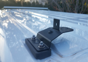Pair of Promaster Tower Brackets for use with 8020(TM) 15 series crossbars
