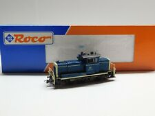 HO Scale - ROCO - 43621 DB BR #260 Diesel Switching Locomotive Train