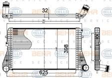 VW Passat Tiguan CC Intercooler GENUINE BEHR 2010 on 8ML376988504